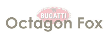 Octagon Fox Bugatti Books